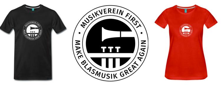Musikverein First – Neues Design