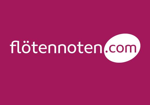 Flötennoten.com – der kleine, aber feine Download-Shop für Querflötennoten ist online!