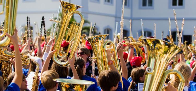 """""""Best Practice"""" – vorbildliche Modelle in der Jugendarbeit im Musikverein"""