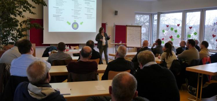Kulturservice Link: Workshop beim Turngau Main-Rhein Fachgebiet Musik in Darmstadt