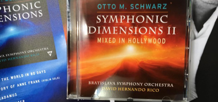 Otto M. Schwarz: Symponic Dimensions II