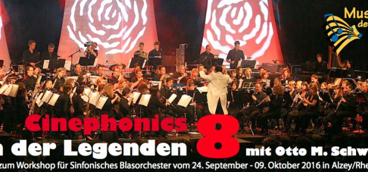 Cinephonics 8 – Workshop und Konzert mit Otto M. Schwarz