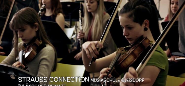 """Musikschule Gleisdorf gewinnt """"Strauß Music Contest"""" der Wiener Philharmoniker mit einem Arrangement von Siegmund Andraschek"""