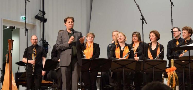 SBO Ried: Konzert mit Werken von Thomas Doss