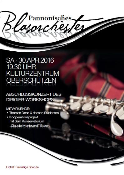 Konzert PBO - Doss