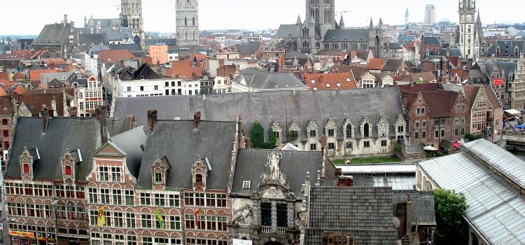 Thomas Doss: Gastdirigent beim ZomerPlay-In in Gent, Belgien