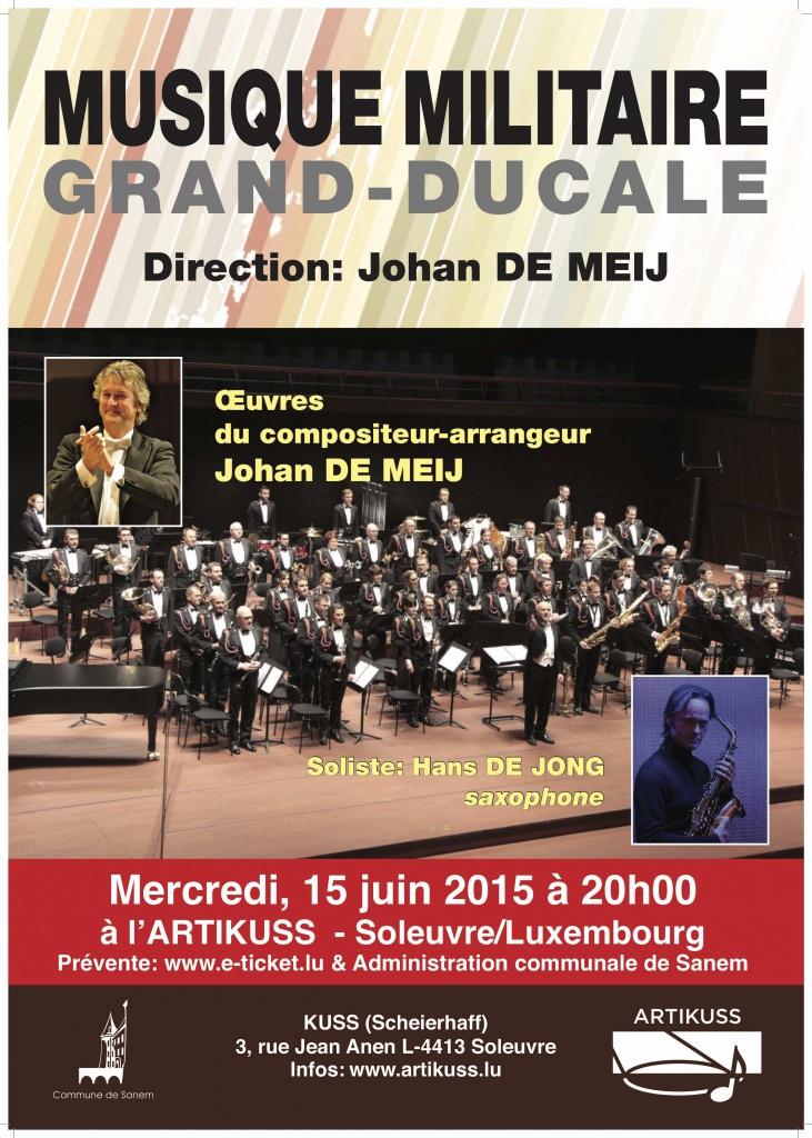 Luxemburg Plakat