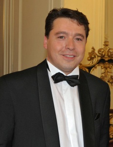 Intendant Karl-Michael Ebner