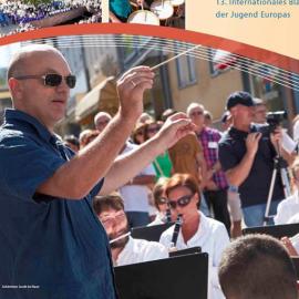 Jacob de Haan: Schirmherr beim Internationalen Blasmusikfest der Jugend in Bad Orb