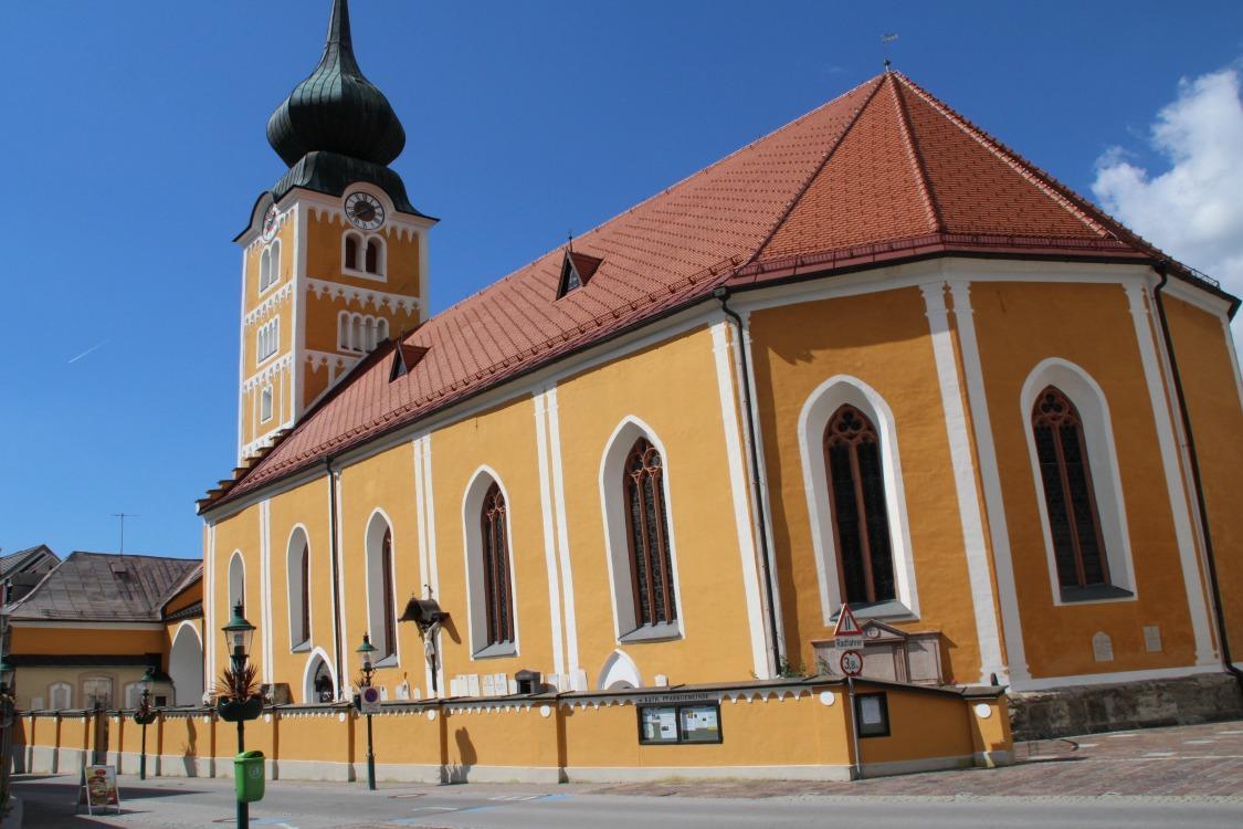 Kath. Kirche Schladming