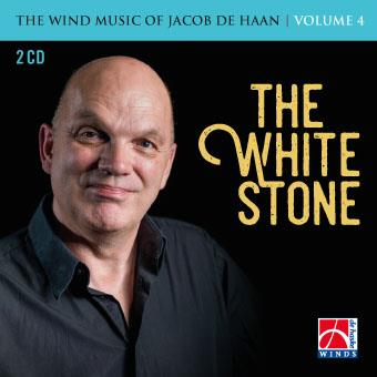 Jacob de Haan: neue Porträt-CD The White Stone!
