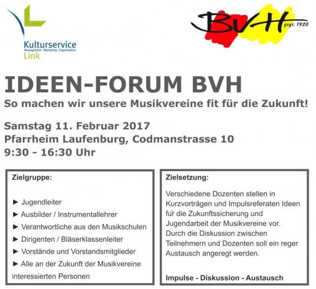 Ideen-Forum BVH