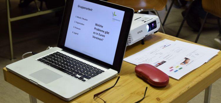 """Workshop """"Der Musikverein – Wege und Möglichkeiten für die Zukunft"""""""