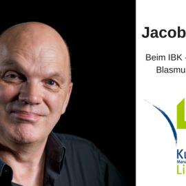 Jacob de Haan beim IBK – Internationaler Blasmusik Kongress