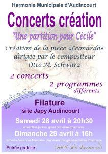 Orchestre Municipale Audincourt