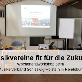 Workshop-Wochenende in Rendsburg
