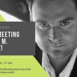 Meet the Composer – Online-Meeting mit Otto M. Schwarz
