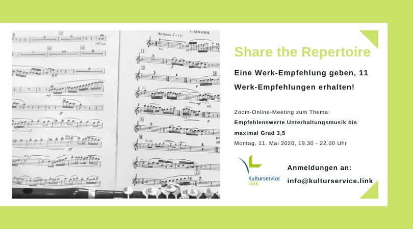 Share the Repertoire