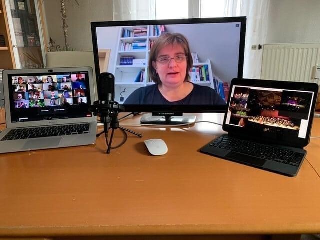 Online-Seminare im Nordbayerischen Musikbund